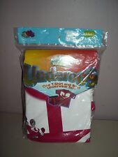 new  Underoos Power Rangers t shirt and brief m(6) Time Force,  2000, Vintage