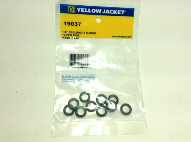 Yellow Jacket 19037 Quick Sealright Coupler for sale online