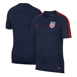azul Pre 2018 Unidos rojo Nike marino Jersey Estados Usa Usmnt Training Soccer Match B5YwIwvq