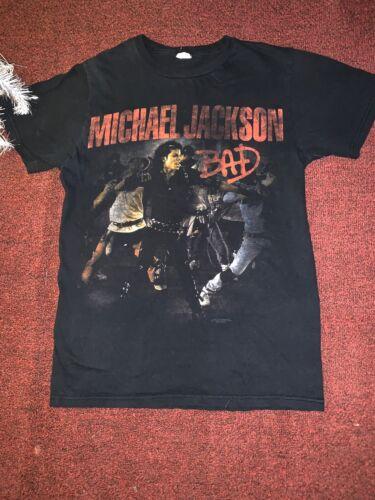 Vintage Michael Jackson Bad T-Shirt