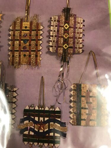 Mini Glitter Weaving • Pack Of 30 • Lovely Craft Item