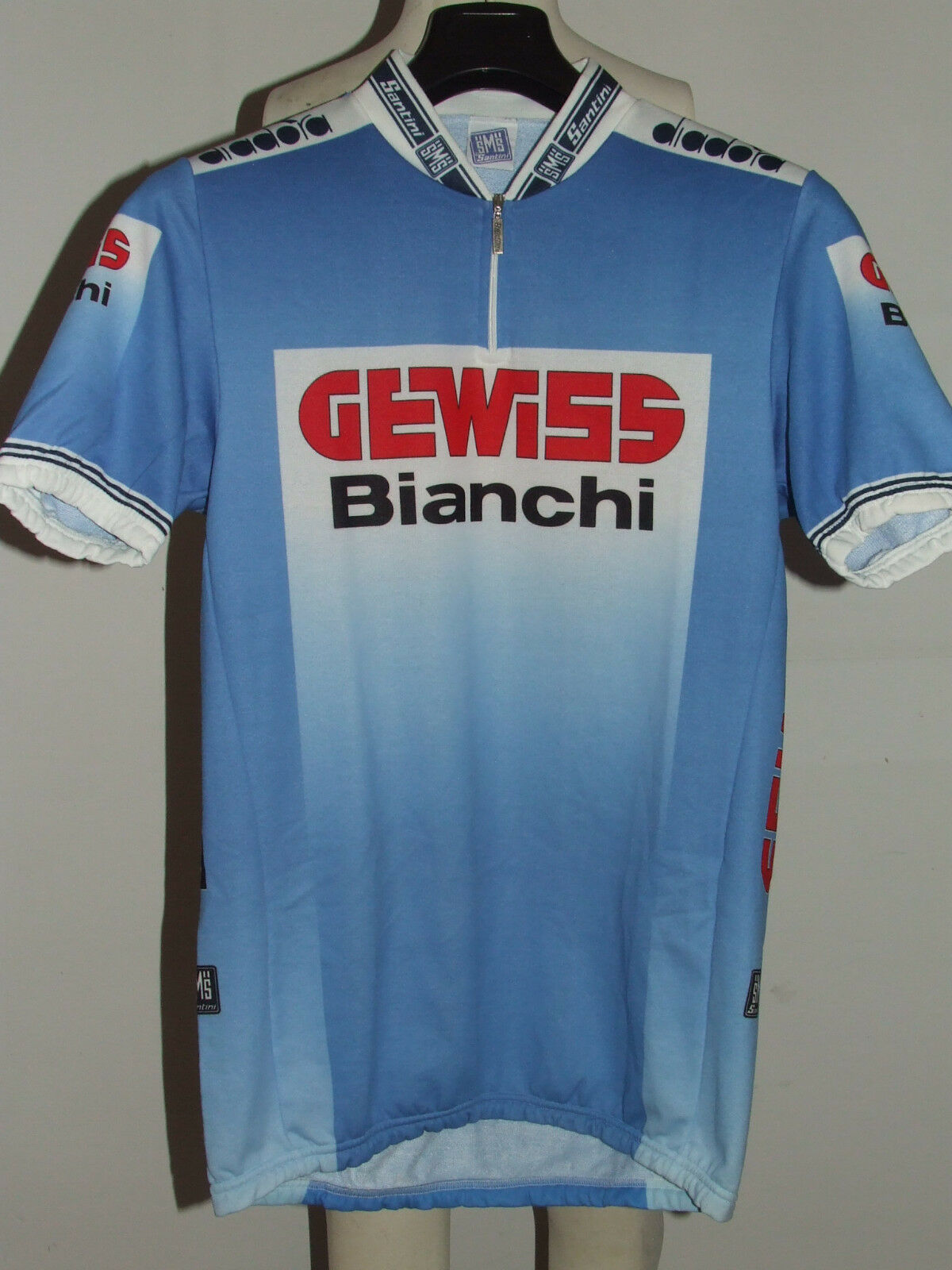 Bike Cycling Jersey Shirt Maillot Cyclism Team Gewiss Bian   90'S Size XXL  find your favorite here