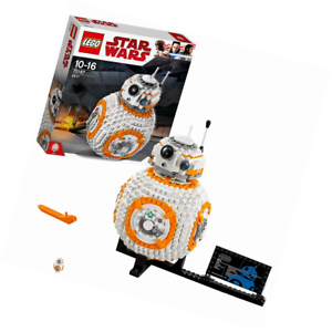 LEGO 75187 Star Wars The Last Jedi BB-8 Robot Toy, Collector's Model Building Se