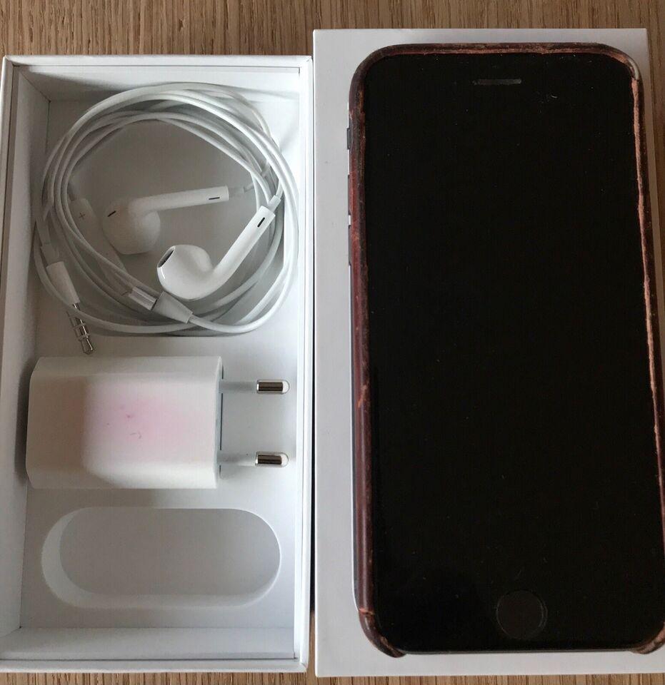 iPhone 6S, 16 GB, aluminium