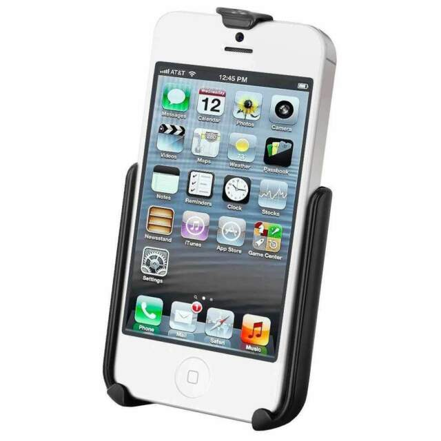 RAM Cradle for iPhone 5 & 5s WITHOUT case (RAM-HOL-AP11U)