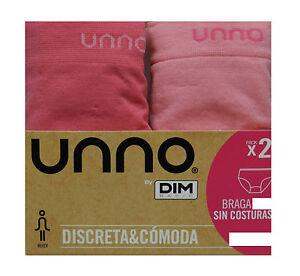 Pack-2 bikinis Comfort Unno S/M