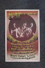 Jimi Hendrix Tour Poster 1967 Saville