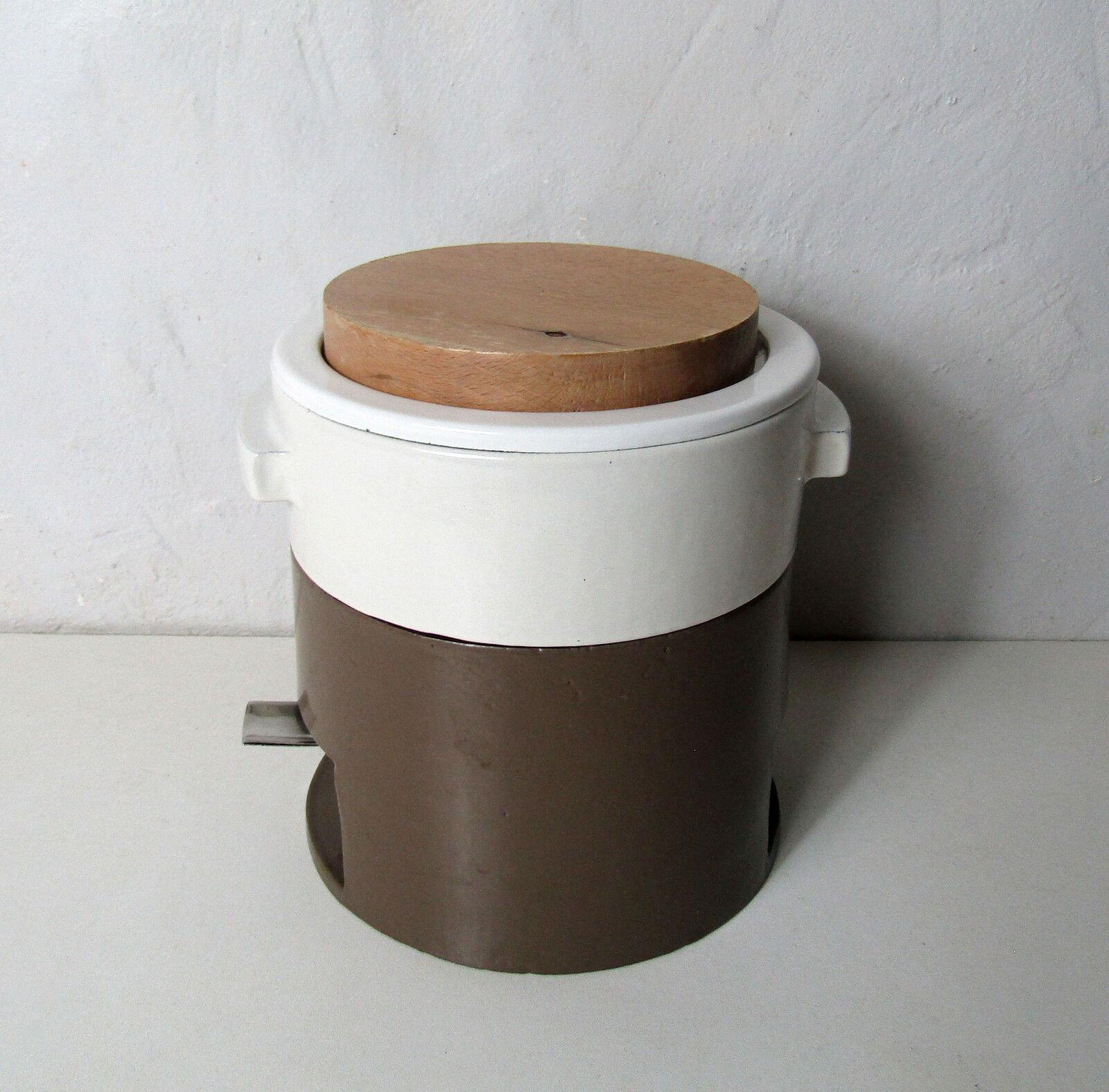 Service à fondue STAUB vintage