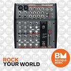 Phonic AM 240 Analog 2 XLR 4 Stereo Channel DJ Mixer AM240 - BNIB - BM