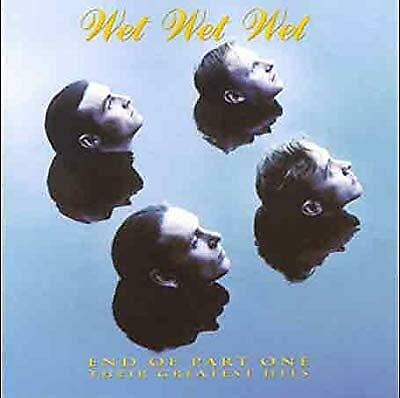 End of Part One - Greatest Hits, Wet Wet Wet, Used; Good CD
