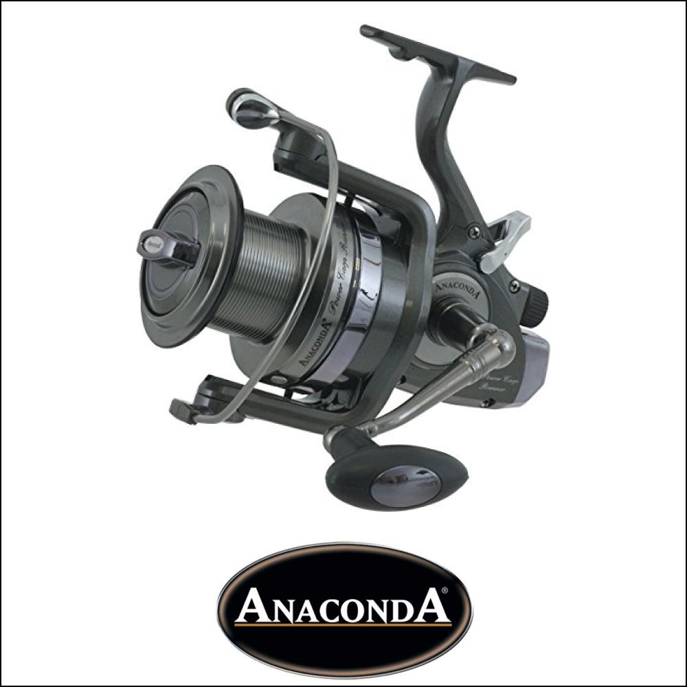 Moulinet (fishing pêche reel) Anaconda Base R-6000 pêche (fishing à la carpe 780aea