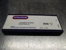 Kennametal Stellram CNGG430.2-3F CNGG120401F-3F SP0819  KCU10 KC5010 INSERTS X10