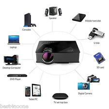 UNIC UC46 Mini Simplified Micro Full HD LED Video Home Cinema Projector WIFI