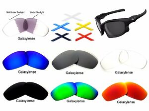 2ec1a51e72 Image is loading Galaxy-Replacement-Lenses-For-Oakley-Split-Jacket-Multi-