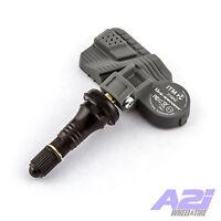 1 Tpms Tire Pressure Sensor 315mhz Rubber For 09-10 Volkswagen Cc
