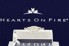 0.73 ct Platinum HOF Hearts on Fire Transcend Dream Cut Diamond Engagement Ring