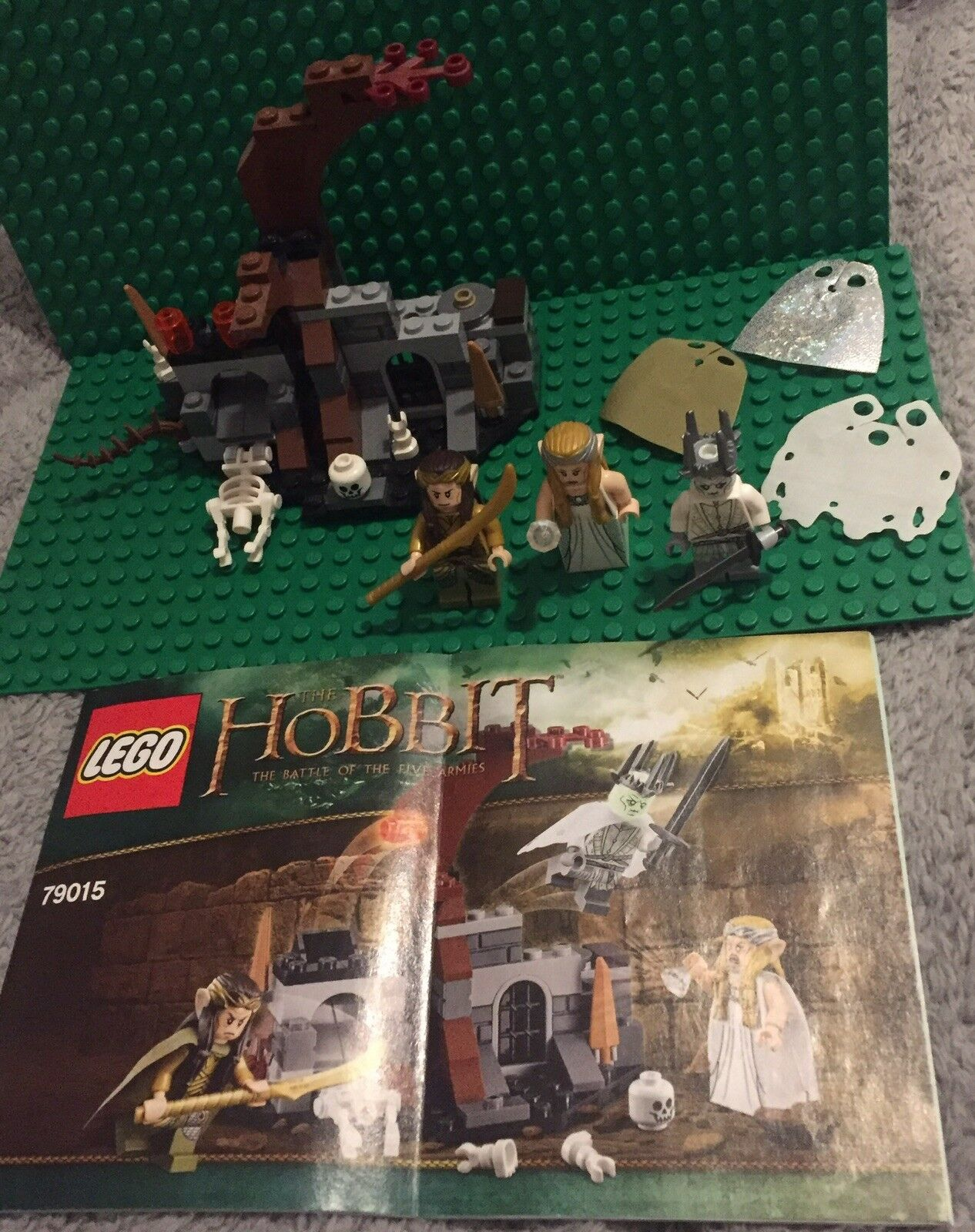 LEGO 79015 THE WITCH-KING BATTLE