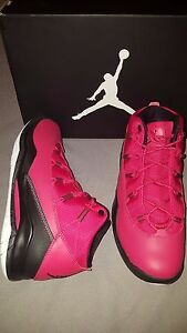 check out 24fb1 ebd46 Image is loading NIKE-JORDAN-GIRLS-PRIME-FLIGHT-GS-KIDS-SHOES-