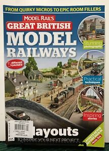 Details about Model Rail's Great British Model Railways Stories UK Vol 5  2017 FREE SHIPPING JB