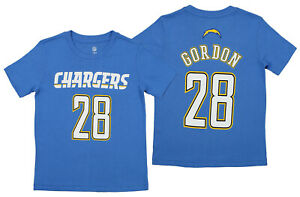 b938d22f Details about Outerstuff NFL Youth Los Angeles Chargers Melvin Gordon #28  Mainliner Tee