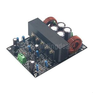 Digital-Power-Amplifier-Preamplifier-Board-IRS2092-HIFI-2-Ch-Class-D-w-T130