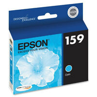 Epson Original R2000 T1592 Cyan Ink 159 T159220 C13t159220 2000 T159 Printer