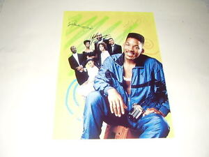 FRESH-PRINCE-BEL-AIR-PP-SIGNED-POSTER-12-034-X8-034-WILL-SMITH