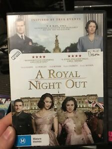 A-Royal-Night-Out-ex-rental-region-4-DVD-2015-comedy-drama-movie