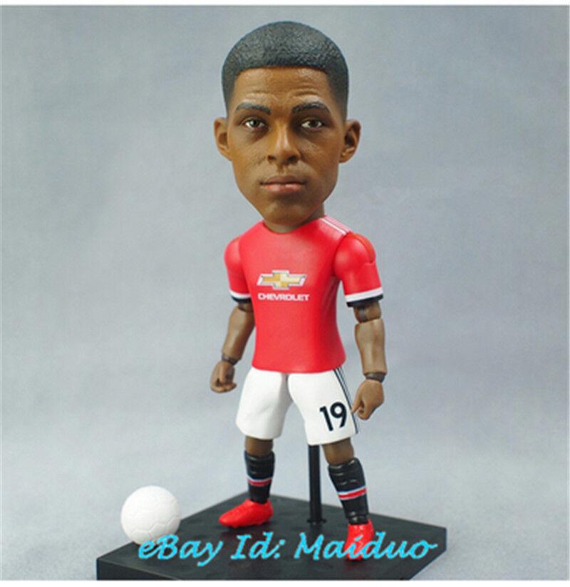 Marcus Rashford Action Figure Manchester United Football Football Football Souvenirs 5''H c5d9ca