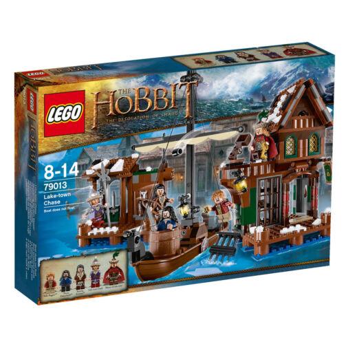 1 von 1 - -= LEGO The Hobbit Verfolgung auf dem Wasser 79013 Lake-town Chase neu OVP