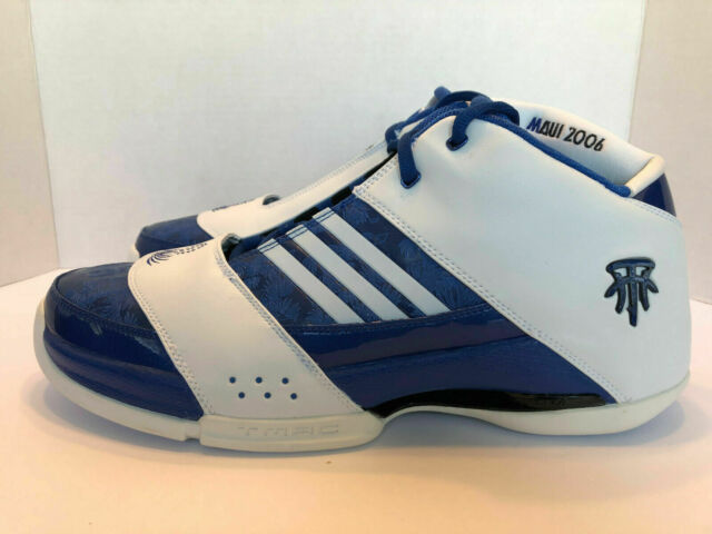 Adidas tmac T Mac VI 6 V 5 limited rare tracy mcgrady Maui shoe vc ai new sz 14