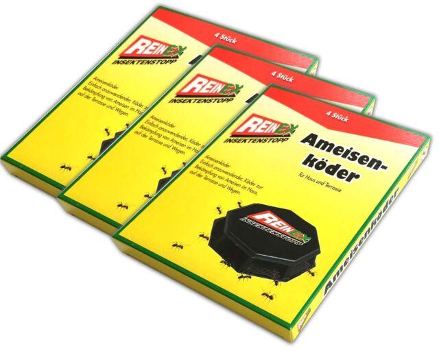 Aeroxon Ameisen Köderbox Köderdose Falle 14 Stück #1