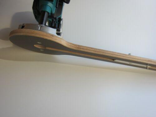 Kreisfix Fräszirkel Oberfräse Fräschablone Makita PR 0900  3cm 106cm