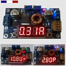 Module alimentation Voltmetre Amperemetre Wattmetre Courant constant XL4015