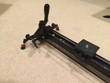 KONOVA Crank Handle Kit WITH K2 100CM Video Camera Slider Rail Track Dolly DSLR