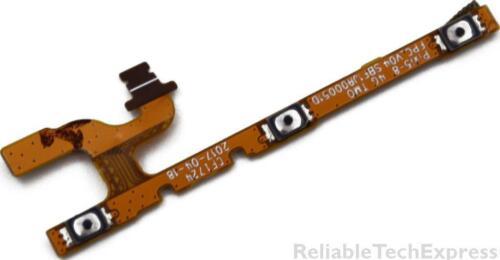 """OEM Power Volume Buttons Flex Alcatel A30 8.0/"""" 9024W T-Mobile Parts #506"""