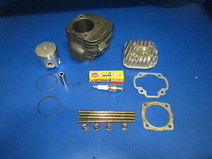 CAN AM DS90 SPORTSMAN 90//SCRAMBLER //PREDATOR CYLINDER AND PISTON KIT WITH GASKET