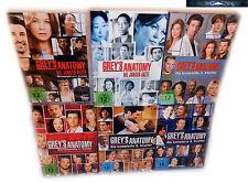 Greys Grey´s Anatomy - komplette Staffel/Season 1,2,3,4,5,6 [DVD] 35-Disc