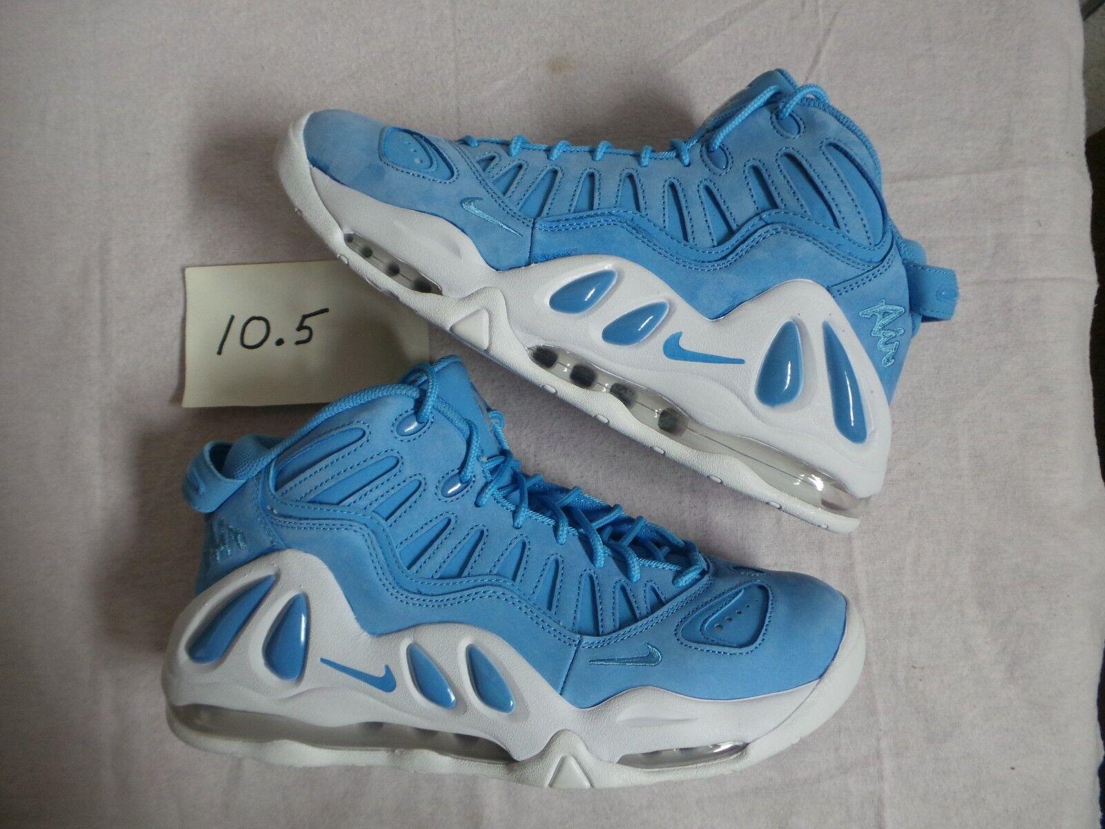 Nike air max ritmo 3 iii 97 97 nord carolina zio la follia di marzo sz 11 s new
