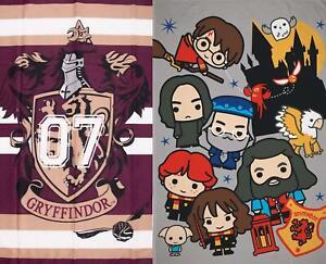Official-Harry-Potter-Licensed-Fleece-Blanket-Bed-Throw-Hogwarts-Muggles