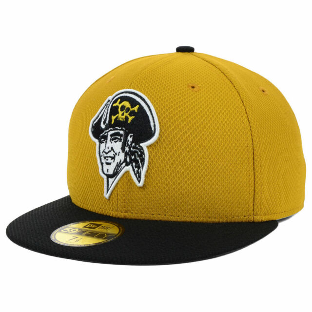 sale usa online great look quite nice Era 59fifty Pittsburgh Pirates MLB Black Gold Cap Hat Fitted 7 for ...