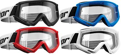 Thor Youth Kids Combat ATV UTV Offroad Riding Dirtbike Racing MX Helmet Goggles
