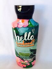 Supre Tan Hello Weekend Indoor Tanning Lotion NEW 2017