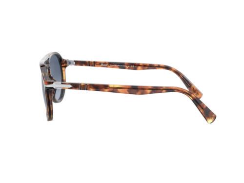 Persol Sunglasses PO3235S  1102Q8 Havana blue
