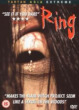 The ORIGINAL ASIAN SUPERNATURAL CHILLER DVD – RING