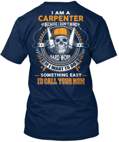 Must-have Carpenter I Am A Because Don/'t Mind Hard Standard Unisex T-shirt