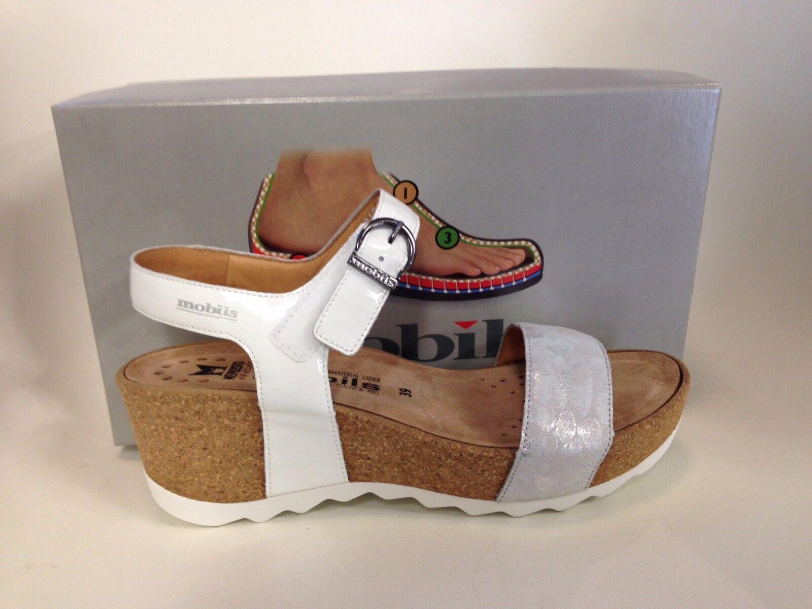 Mephisto Xandra blancoo Comfort Sandal Mujer Tallas Tallas Tallas 35-42    nuevo  marcas de diseñadores baratos