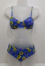 PAUL SMITH Swimsuit 2 pc Bikini Set Sz 2 S i11