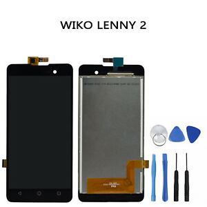 Details about Touch glass + lcd screen complete wiko lenny 2 + tool- show  original title