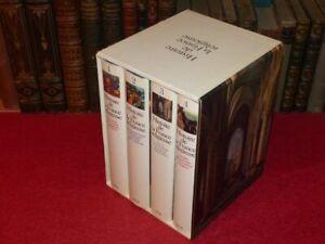J. LE GOFF & R. REMOND  / HISTOIRE DE LA FRANCE RELIGIEUSE 4/4 Vol. Coffret 1992